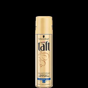 Bild: Schwarzkopf 3 WETTER taft Haarspray starker Halt Mini