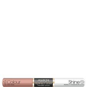 Bild: ASTOR Perfect Stay Transfer Proof Lipgloss Purde Nude