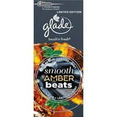 Bild: Glade Raumspray Smooth Amber Beats Limited Edition