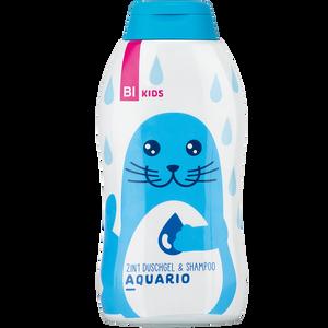 Bild: BI KIDS 2in1 Duschgel & Shampoo Aquario