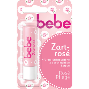 Bild: bebe Lippenpflegestift Zartrosé