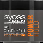 Bild: syoss PROFESSIONAL Men Power Hold Styling-Paste