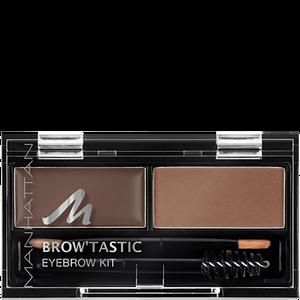 Bild: MANHATTAN Brow'Tastic Eyebrow Kit Brown-nie