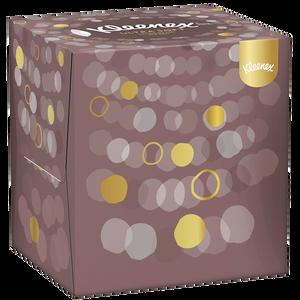 Bild: Kleenex Kosmetiktücher Ultra Soft Würfelbox