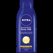 Bild: NIVEA Hautstraffende Body Milk Q10plus