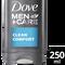 Bild: Dove MEN+CARE Clean Comfort Pflegedusche