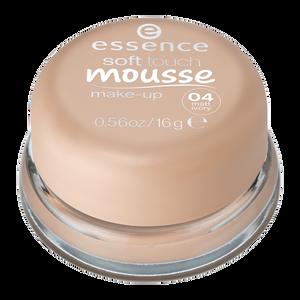 Bild: essence Soft Touch Mousse Make Up matt ivory