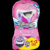 Bild: Wilkinson Xtreme 3 Beauty