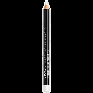 Bild: NYX Professional Make-up Slim Eye Pencil white pearl