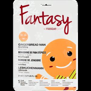 Bild: masque BAR Fantasy Tuchmaske Gingerbread Man