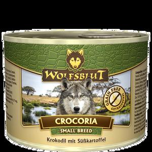 Bild: Wolfsblut Crocoria Small Breed Krokodil