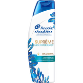 Bild: head & shoulders Supreme Blau Shampoo