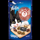 Bild: Felix Mini-Filetti Leckere Hühnchen- und Rinder-Stückchen