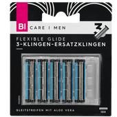 Bild: BI CARE MEN 3 - Klingen Ersatzklingen Flexible Glide