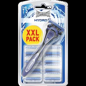Bild: Wilkinson Hydro 5 Klingen Rasierer XXL Pack