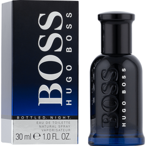 Bild: Hugo Boss BOSS Bottled Night Eau de Toilette (EdT) 30ml