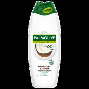 Bild: Palmolive Naturals Cremebad Kokosnuss