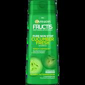 Bild: GARNIER FRUCTIS Pure non stop Cucumber Fresh Shampoo