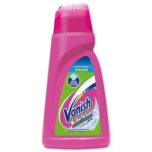 Bild: Vanish OxiAction Extra Hygiene Gel