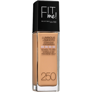 Bild: MAYBELLINE FIT me! Luminous+Smooth Liquid Make Up sun beige