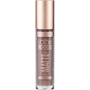 Bild: LOOK BY BIPA Liquid Matte Eyeshadow mauve fever
