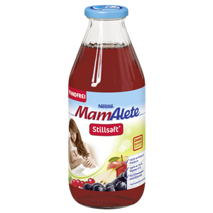 Bild: Nestlé MAMalete Stillsaft