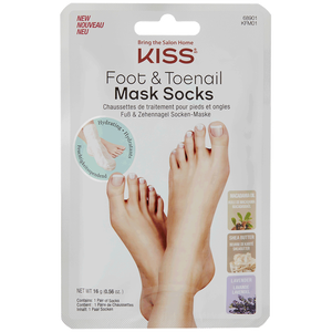 Bild: KISS foot & toenail mask socks