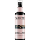Bild: Revolution Hyaluronic Fix Hydrating & Plumping Fixing Spray