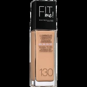 Bild: MAYBELLINE FIT me! Luminous+Smooth Liquid Make Up buff beige