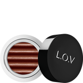 Bild: L.O.V EYETTRACTION Magnetic Loose Eyeshadow positive attraction
