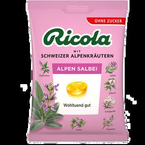 Bild: Ricola Salbei Schweizer Kräuter-Halsbonbon