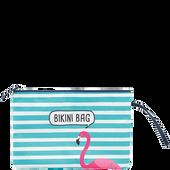 Bild: LOOK BY BIPA Flamingo Bikini Bag