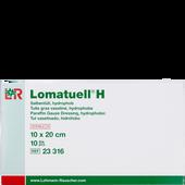Bild: LOHMANN & RAUSCHER Lomatuell® H Salbentüll hydrophob 10 x 20 cm