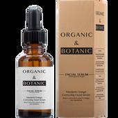 Bild: ORGANIC & BOTANIC Mandarin Orange Correcting Facial Serum