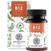 Bild: NATURE LOVE Vitamin B12 Tabletten