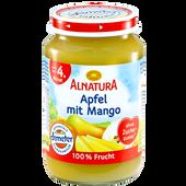 Bild: ALNATURA Apfel mit Mango