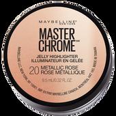 Bild: MAYBELLINE Jelly Highlighter metallic rose
