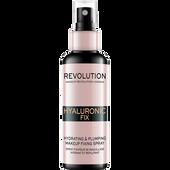 Bild: Revolution Hyaluronic Fix Hydrating & Plumping Fixing Spray