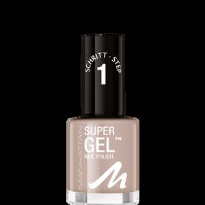 Bild: MANHATTAN Super Gel Nail Polish time for taupe