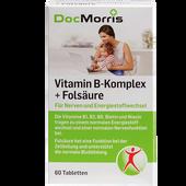 Bild: DocMorris Vitamin B-Komplex + Folsäure Tabletten