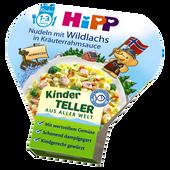 Bild: HiPP Nudeln mit Wildlachs