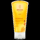 Bild: WELEDA Calendula Waschlotion & Shampoo