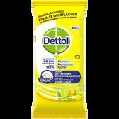 Bild: Dettol Allzweck-Reinigungstücher Limette & Minze