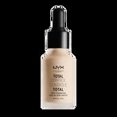 Bild: NYX Professional Make-up Total Control Drop Foundation alabaster