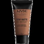 Bild: NYX Professional Make-up Stay Matte But Not Flat Liquid Foundation cocoa