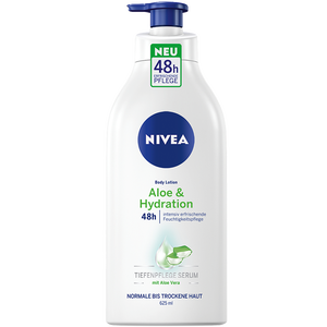 Bild: NIVEA Bodylotion Aloe & Hydration
