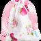Bild: Merula Merula Cup strawberry Menstruationstasse