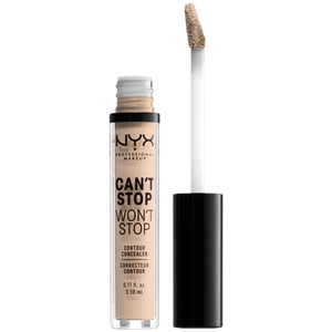 Bild: NYX Professional Make-up Can't Stop Won't Stop Concealer alabaster