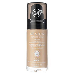 Bild: Revlon Colorstay Make Up for Combination/Oily Skin 220 natural beige