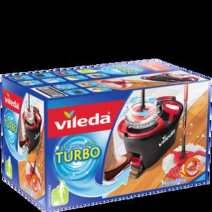 Bild: vileda Wischsystem Easy Wring & Clean Turbo
